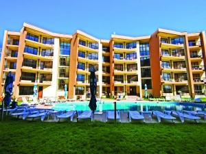 отель си грейс солнечный берег болгария
