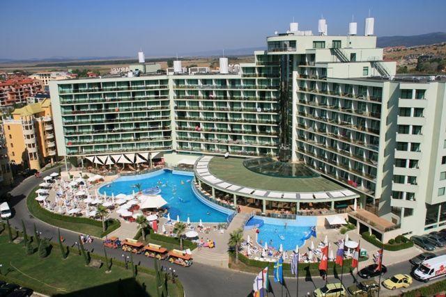 Отели курорта Солнечный Берег