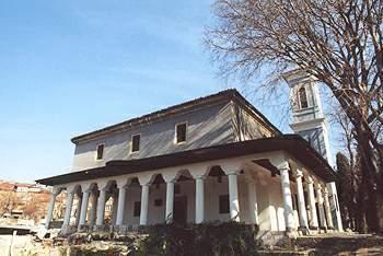 Достопримечательности Варны - короткое описание церковь святой афанасий