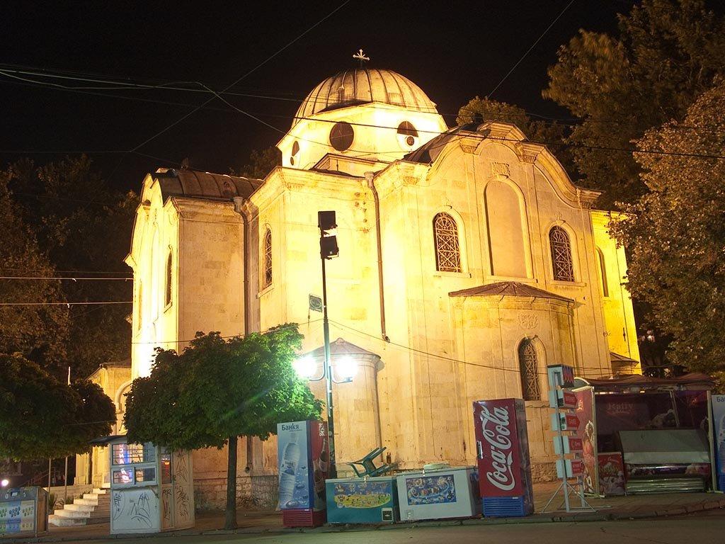 Достопримечательности Варны - короткое описание церковь святой николай чудотворец