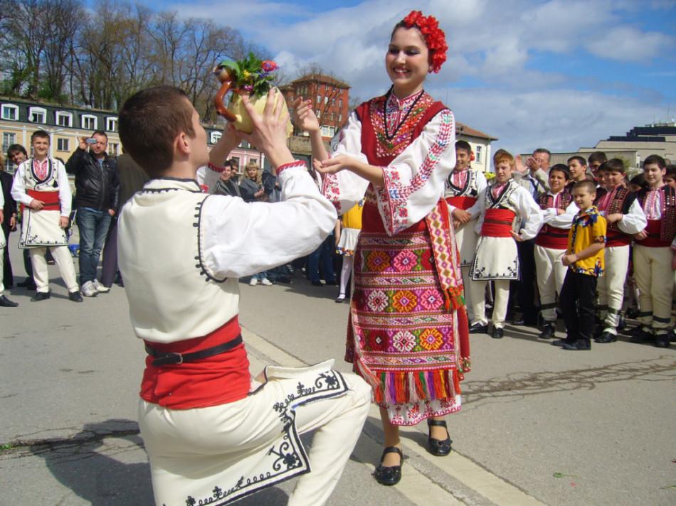 Вербное воскресенье в Болгарии традиции и обычаи