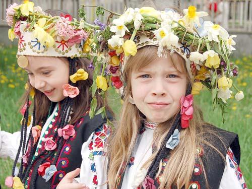 Вербное воскресенье в Болгарии