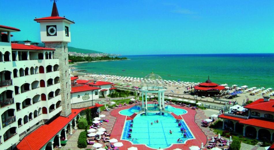 10 самых лучших отелей Helena Sands Hotel - Солнечный Берег фото