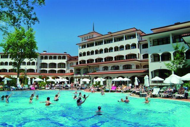 10 самых лучших отелей Helena Sands Hotel - Солнечный Берег