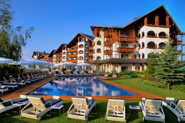 10 самых лучших отелей Kempinski Hotel Grand Arena - Банско