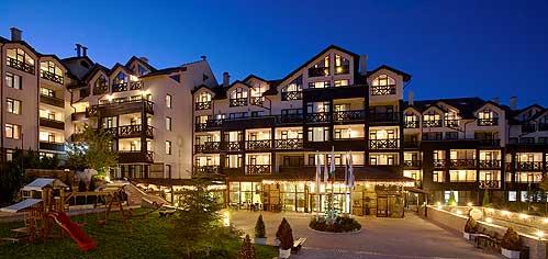 10 лучших отелей Premier Luxury Mountain Resort - Банско фотография