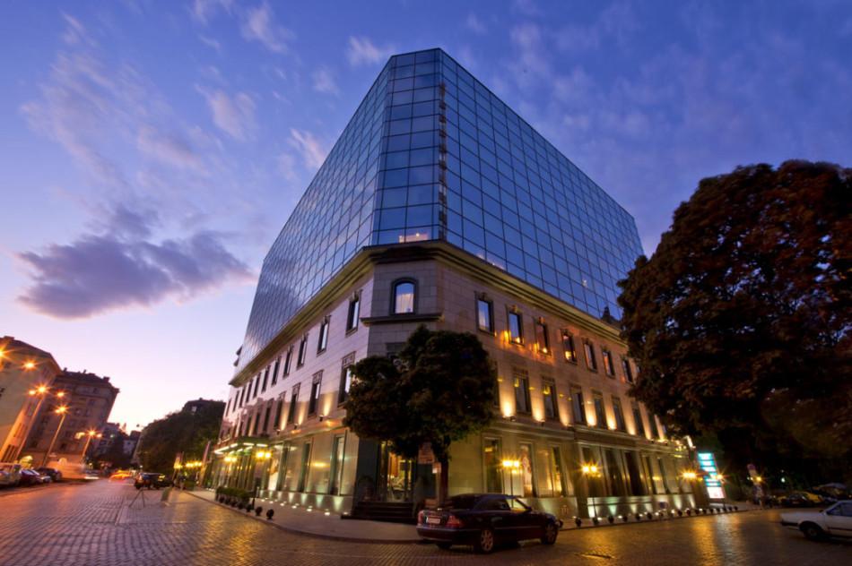 10 самых лучших отелей мира Grand Hotel Sofia - София