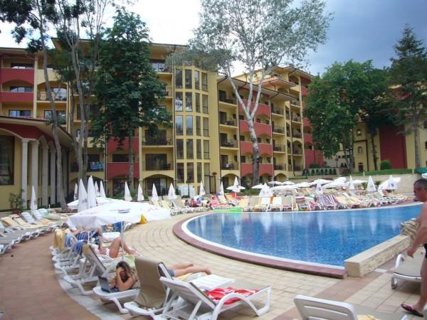 10 самых лучших отелей мира Grifid Hotels Club Hotel Bolero - Золотые пески