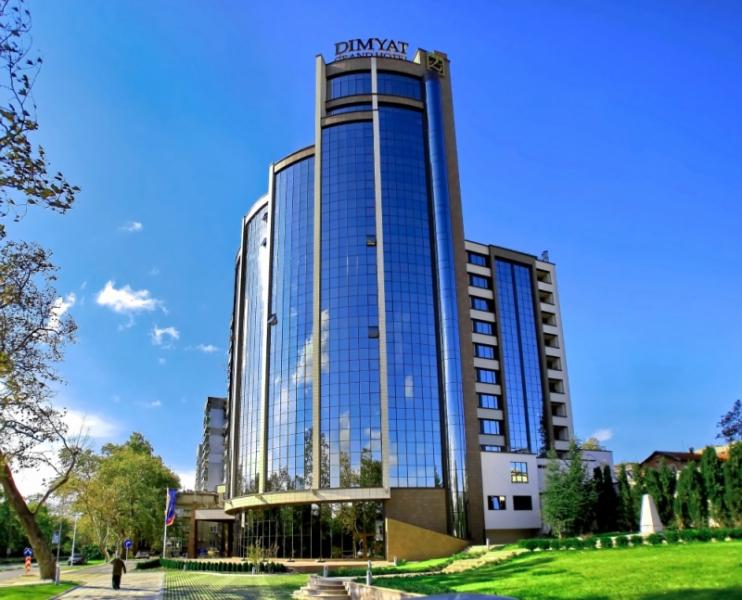 10 самых лучших отелей в Болгарии Grand Hotel Dimyat - Варна