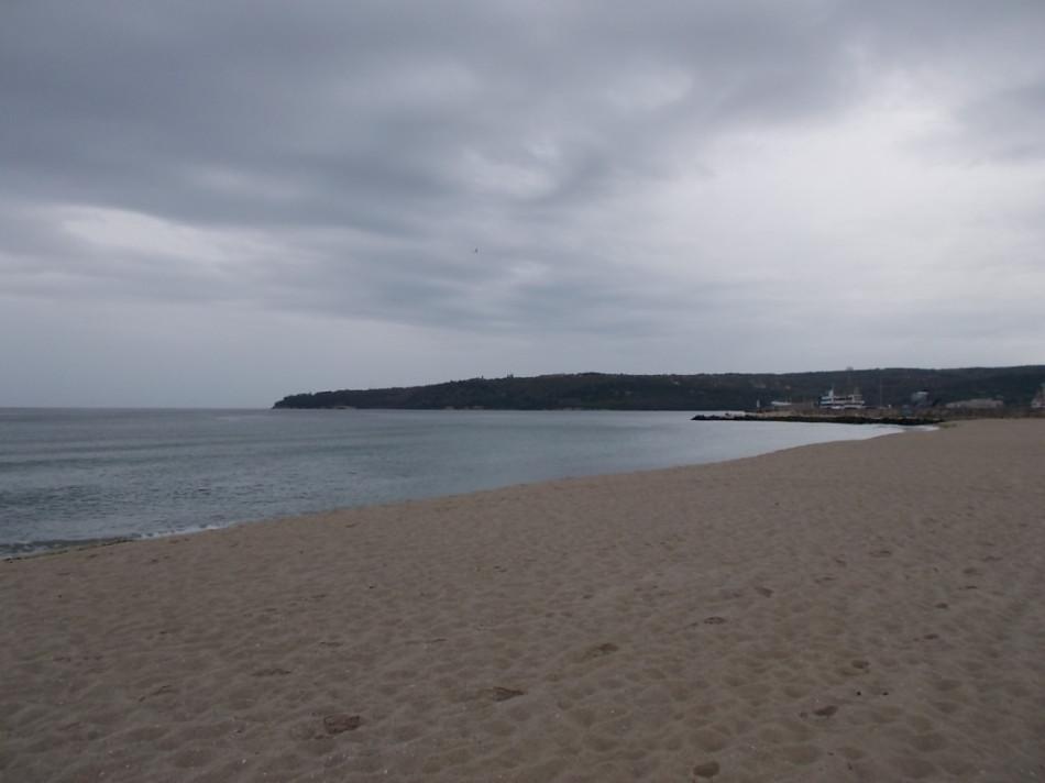 Пляжи Варны фото - центральный пляж