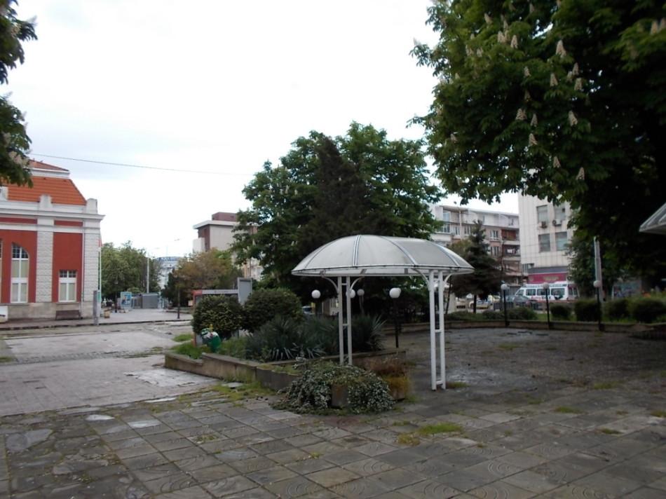 Железнодорожный вокзал Варна