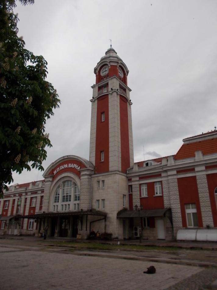 Жд вокзал Варны изображение