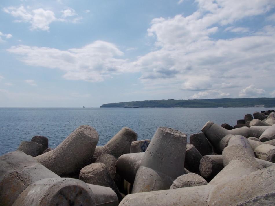 Пляжи Варны фото - офицерский пляж