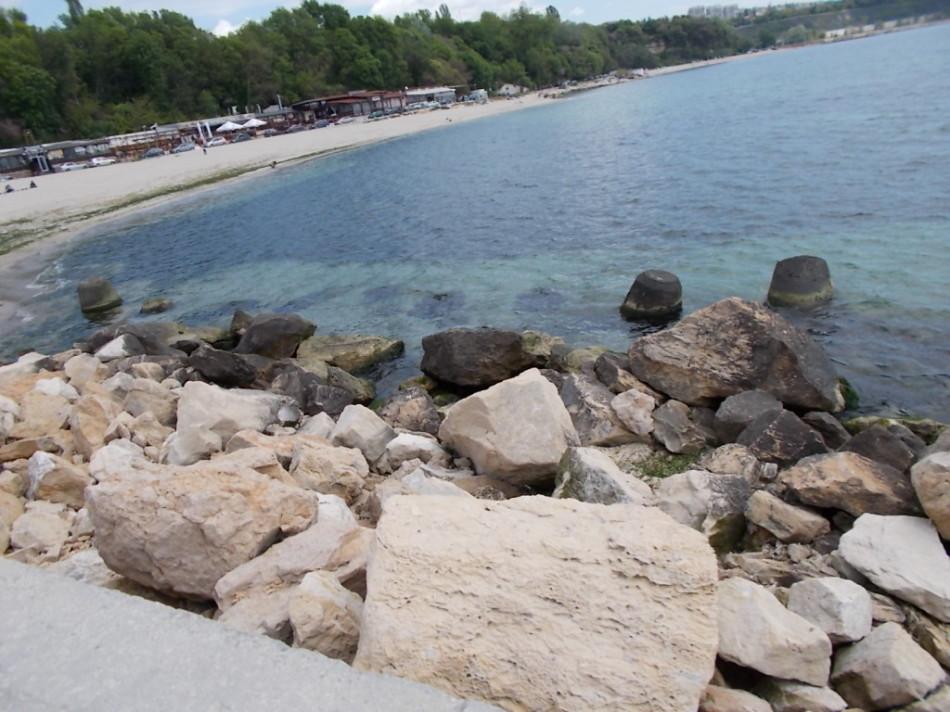 Пляжи Варны - офицерский пляж