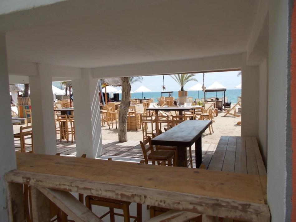 Палм Бич - пляжный ресторан и ночной клуб Варны готовится к туристическому сезону