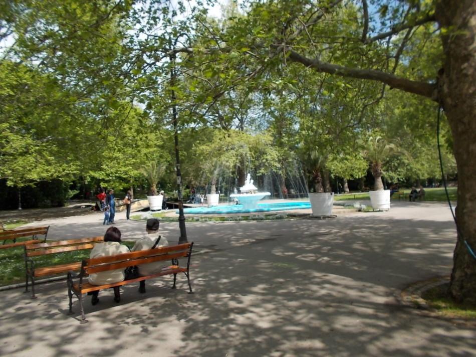 Варна Приморский парк