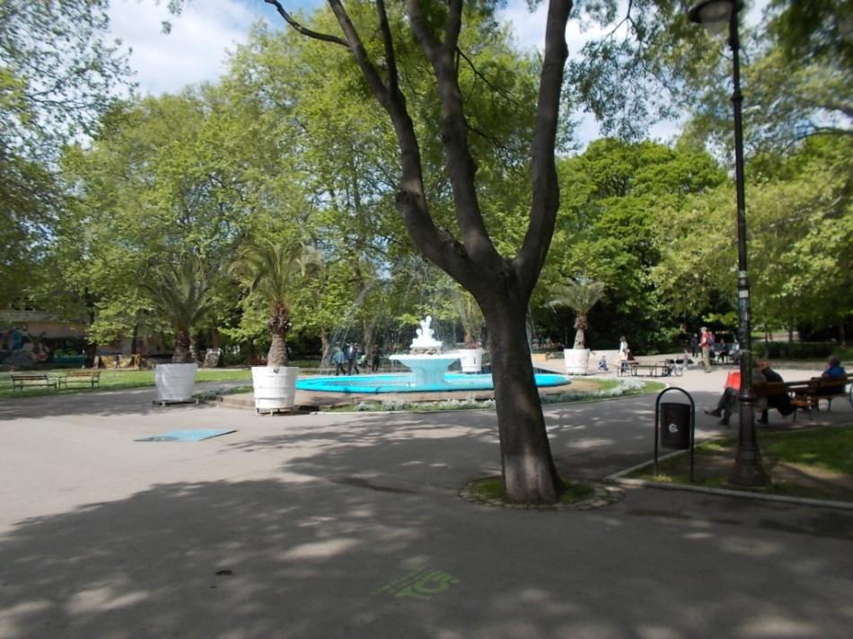 Варна Приморский парк фото