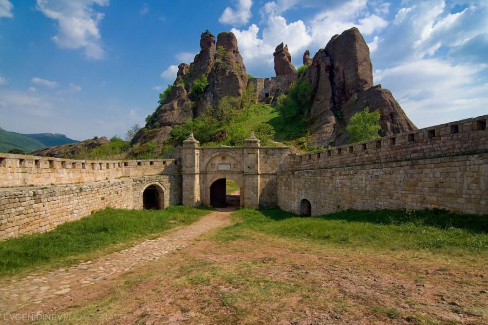 30 феноменальных фотографий - белоградческие скалы