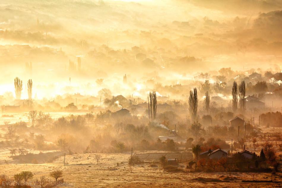 30 феноменальных фотографий - деревня Сотиря