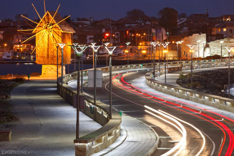 30 самых необычных красивых фото - город Несбр