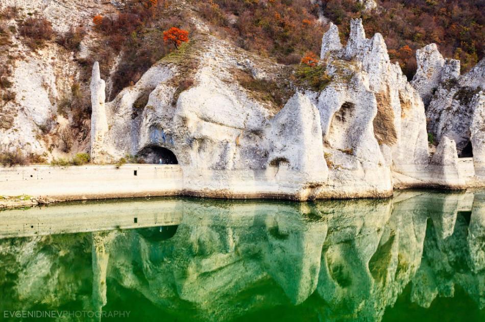 30 феноменальных фотографий - волшебные скалы