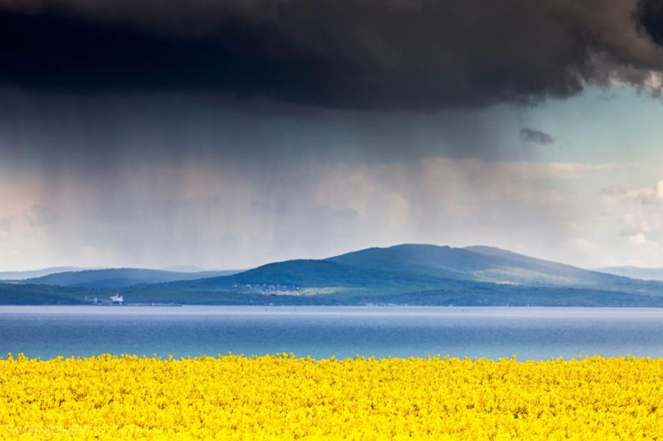 30 феноменальных фотографий - бургасские пейзажи