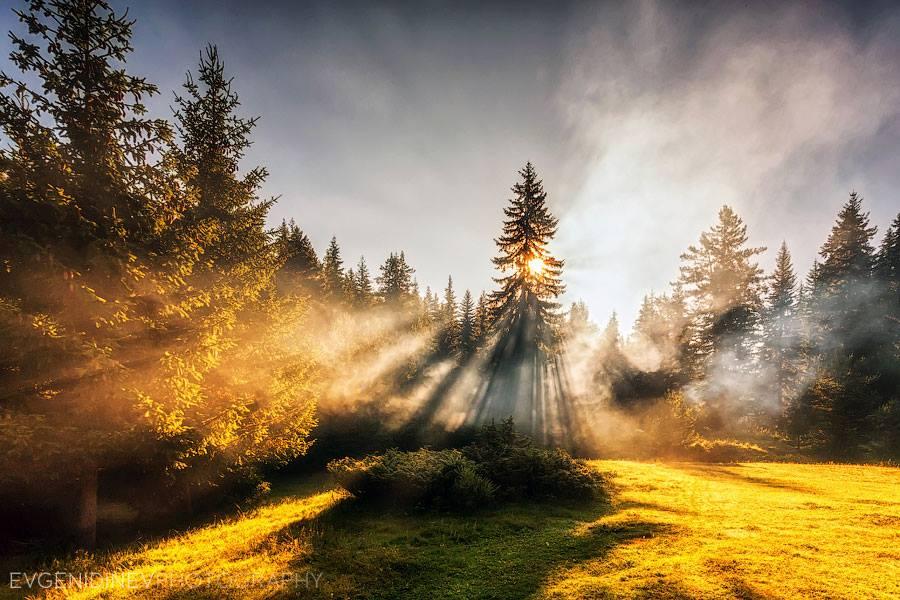 30 феноменальных фотографий - горы Родопы или родопские горы