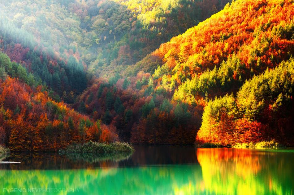30 необычно красивых фотографий - Златоград осенью