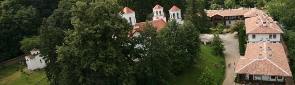 Храм и монастырь св Кирилла и Мефодия
