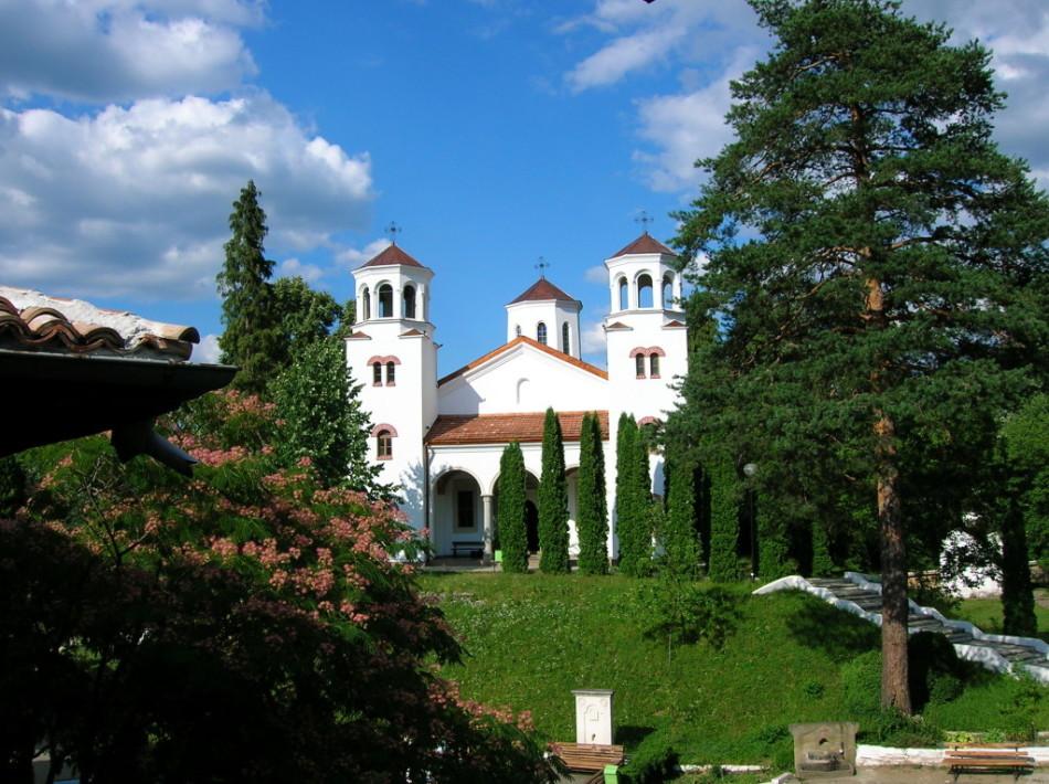 Храм Кирилла и Мефодия