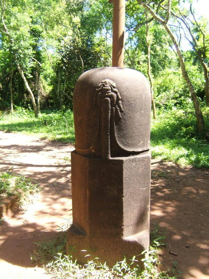 храм приапа пенис азия