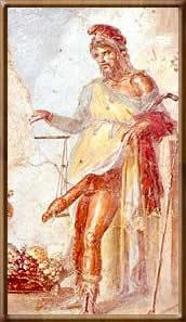 Храм Приапа изображение Приапа -