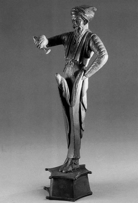 храм приапа статуя приапа