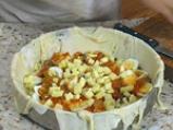 клин рецепт с баклажаном