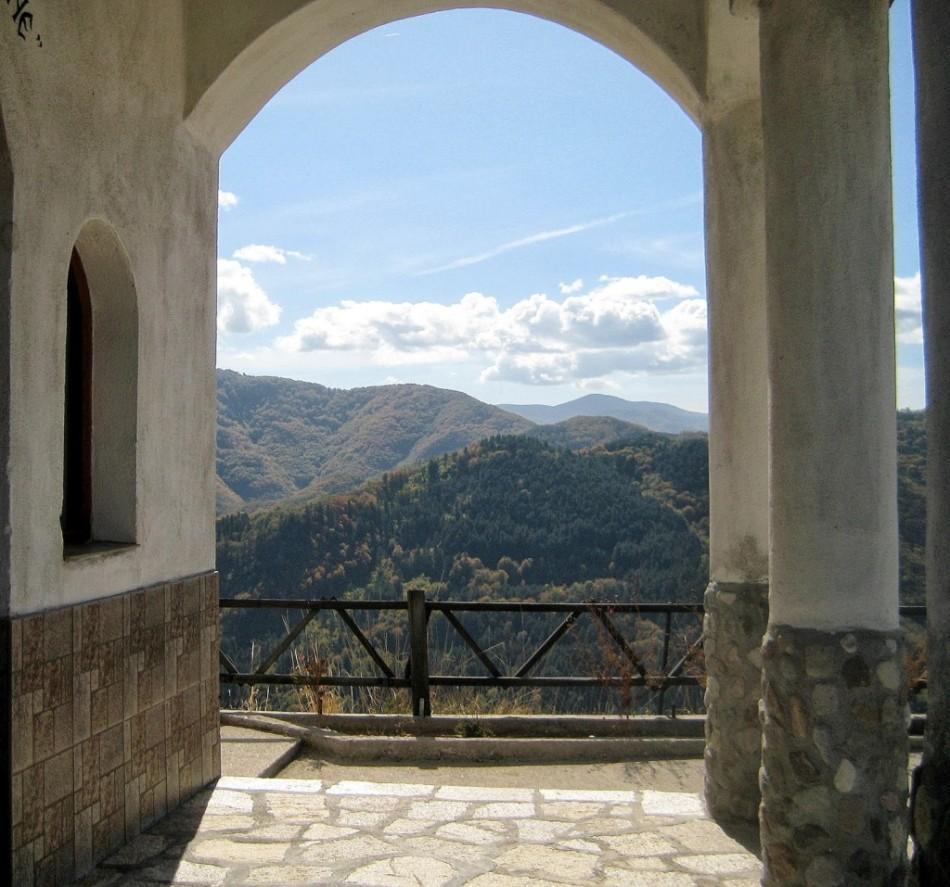 крестовая гора христова гора
