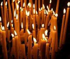 Магические ритуалы с мукой прощания с покойником