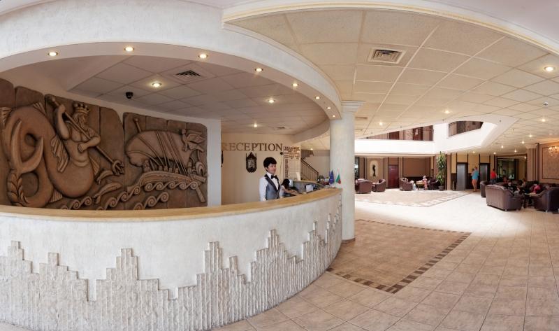 отель елена золотые пески греческий отель в Болгарии