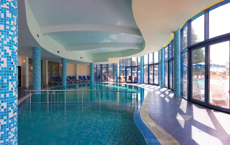отель елена золотые пески бассейн фото
