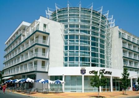 отель корона солнечный берег фото
