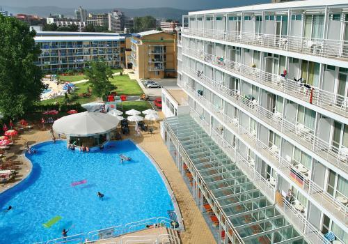 отель корона солнечный берег болгария фото