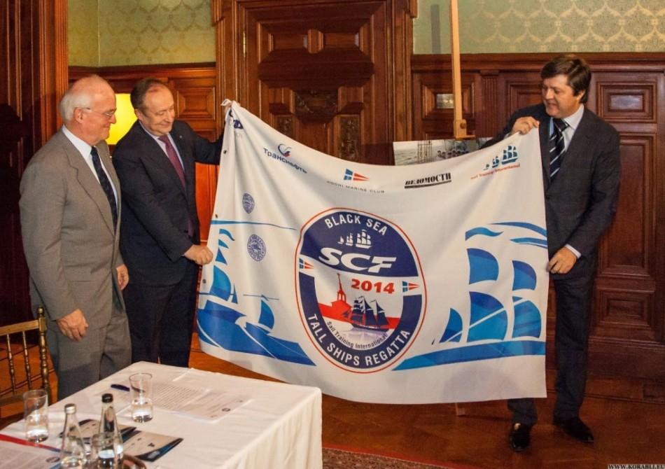 Международная Парусная Регата в Варне 2014 Болгария - SCF Black Sea Tall Ships Regatta 2014