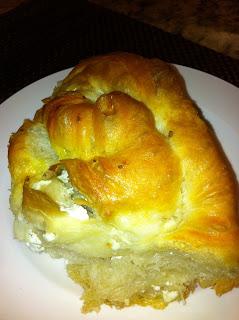 тутманик болгарский сырный хлеб