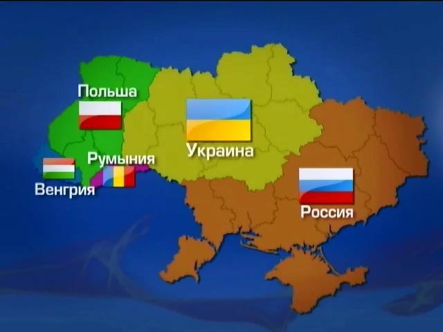 Украина кризис возможный распад Украины