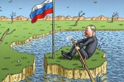 Украина в кризисе благодаря коррупции и олигархам Киева и Москвы