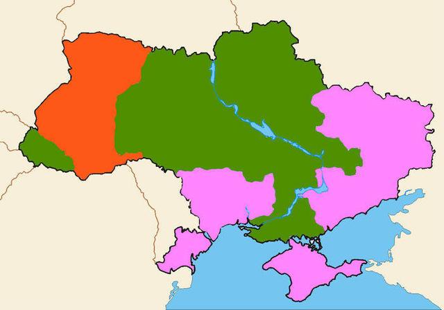 Украина политический кризис и захват страны