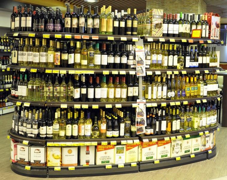 Вина в Болгарии - белое вино