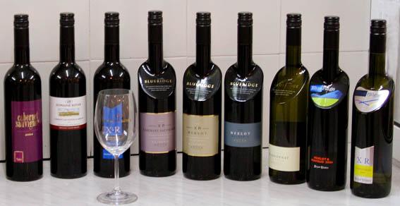 Вина в Болгарии