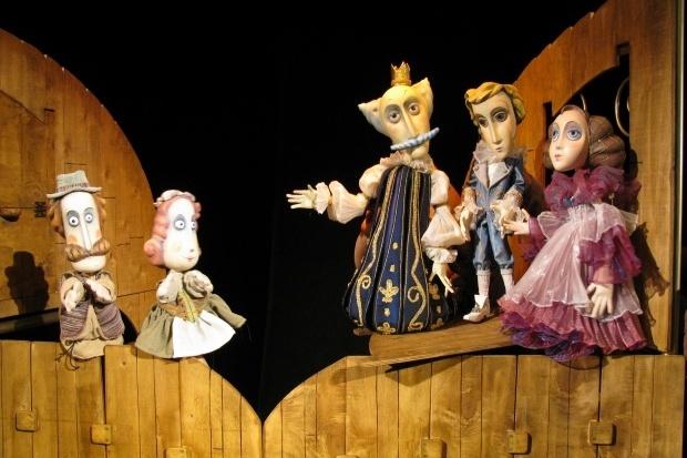 """XV Международный фестиваль спектаклей для детей """"Волшебный занавес"""""""