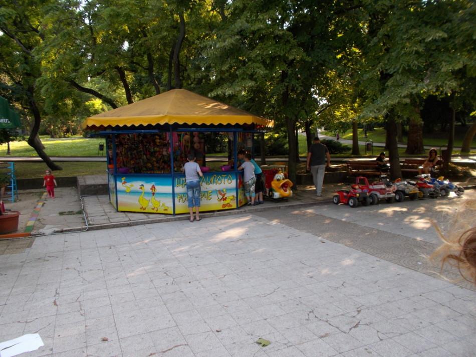 Аквариум Варна Болгария