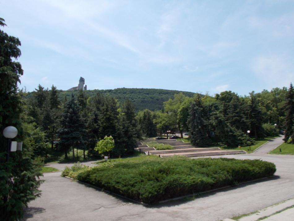 Город Шумен Болгария картинка